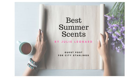 Best Summer Scents