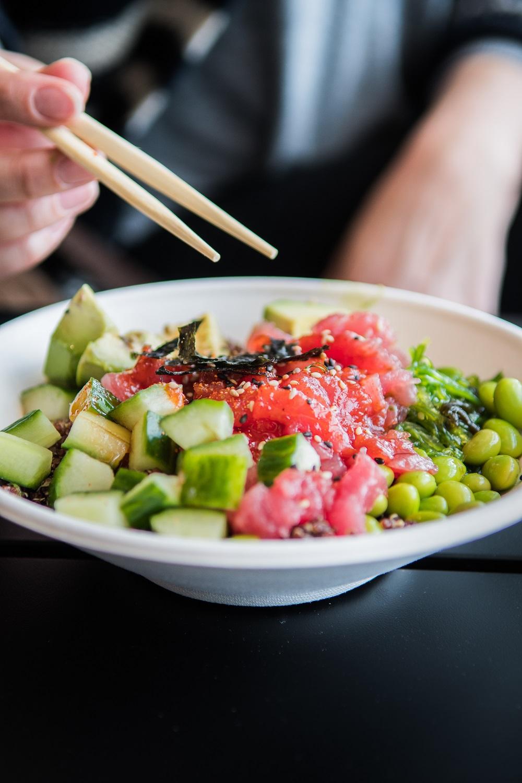 Keystone Habit Healthy Eating